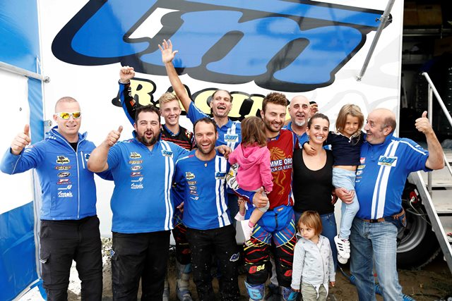 מנואל מוני הוא אלוף איטליה בקבוצה E3 - תמונה 1