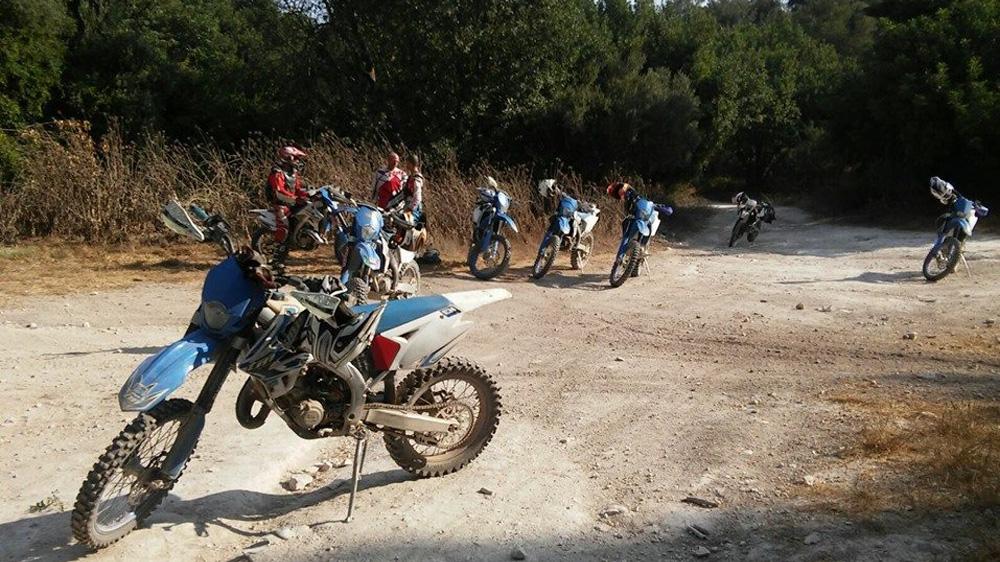 תמונה של טיול מועדון TM RACING בהר חורשן