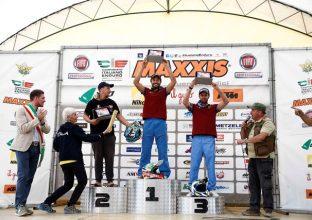 מנואל מוני הוא אלוף איטליה בקבוצה E3