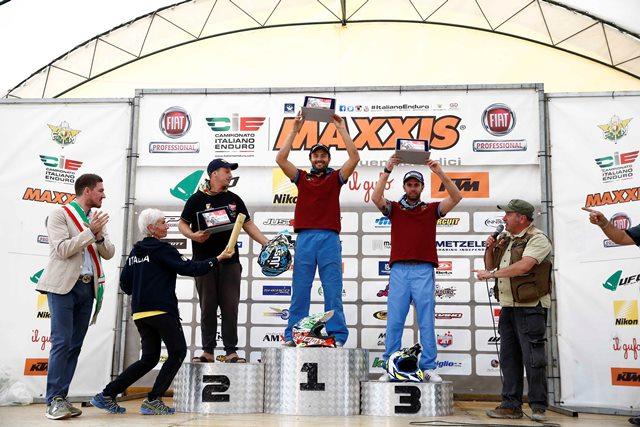מנואל מוני הוא אלוף איטליה בקבוצה E3 - תמונה ראשית
