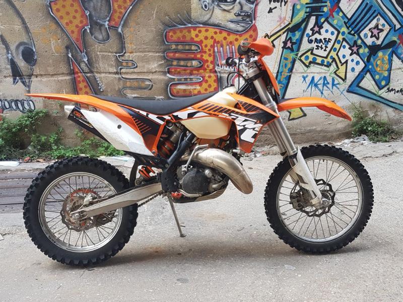 תמונה של KTM Except 125
